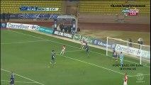 Monaco 2 - 0 Evian TG All Goals and Full Highlights 21/01/2015 - Evian Coupe de France