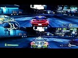 Course Need for speed carbon