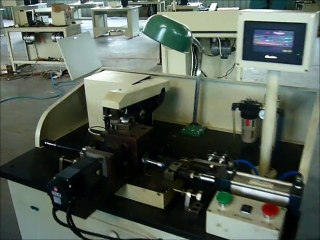 Rotor turning machine