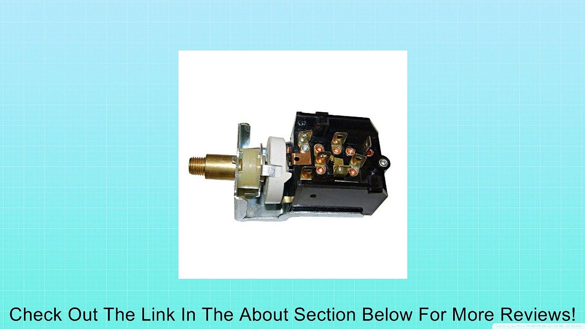 Omix-Ada 17234.03 Headlight Switch