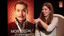 Johnny Depp & Paul Bettany - Mortdecai exclusive Interview (2015) - Full HD