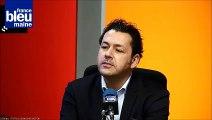 Christophe Le Bouille, président du Mans Sarthe Basket