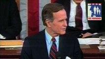 1991 : Le « nouvel ordre mondial » de George Bush