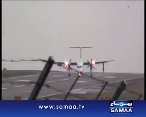 You will be Shocked and Scared after Watching this Landing by this Pilot