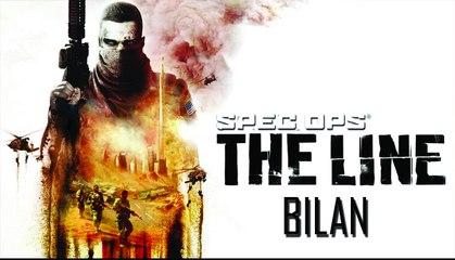 SpecOps : The Line - (PC) - Bilan