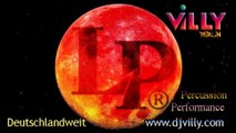 Live Percussion Act @ DJ ViLLY BERLIN Club Events & Private Veranstaltungen