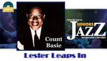 Count Basie - Lester Leaps In (HD) Officiel Seniors Jazz