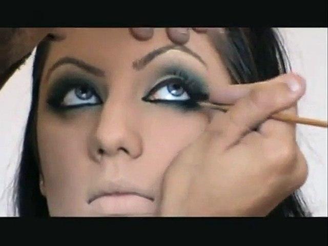 naeem khan asian bridal makeup -favourt tv