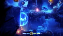 Ori and the Blind Forest - Forlorn Ruins Gravity Gameplay