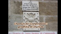 Vers Compostelle insolite