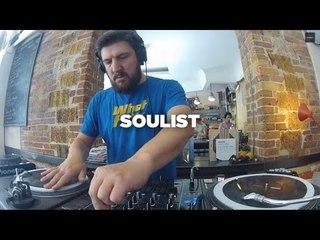 Soulist w/ Dorian Concept • DJ Set • LeMellotron.com