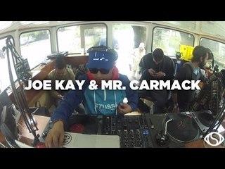 Joe Kay & Mr. Carmack • Soulection Takeover • LeMellotron.com