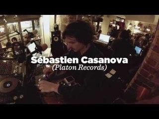 Sébastien Casanova (Platon Records #1) • Live Set • LeMellotron.com