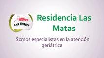 Residencia Las Matas - Clínica geriátrica - Enfermería 24 horas - Centro de tercera edad