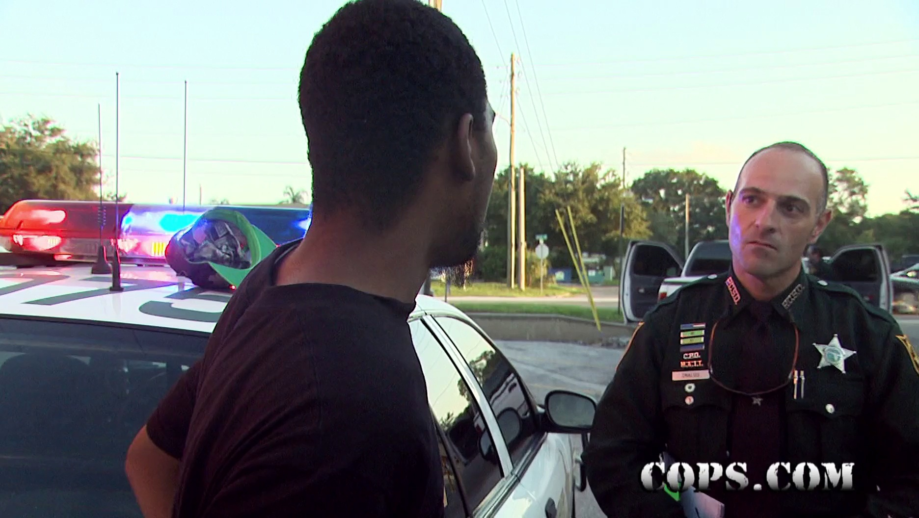COPS Show 2723 Airs January 24th on SPIKE @ 8/7 central