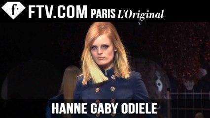 Hanne Gaby Odiele: My Look Today | Model Talk | FashionTV