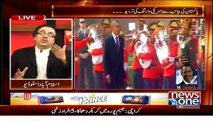 Live With Dr Shahid Masood - 20th January 2015