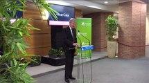 Pas-de-Calais : vœux de Michel Dagbert, président du conseil général, à la presse