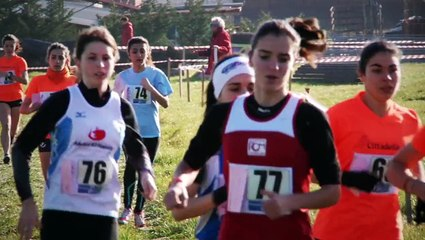 JUNIOR femminile STRADELLO CROSS 2015