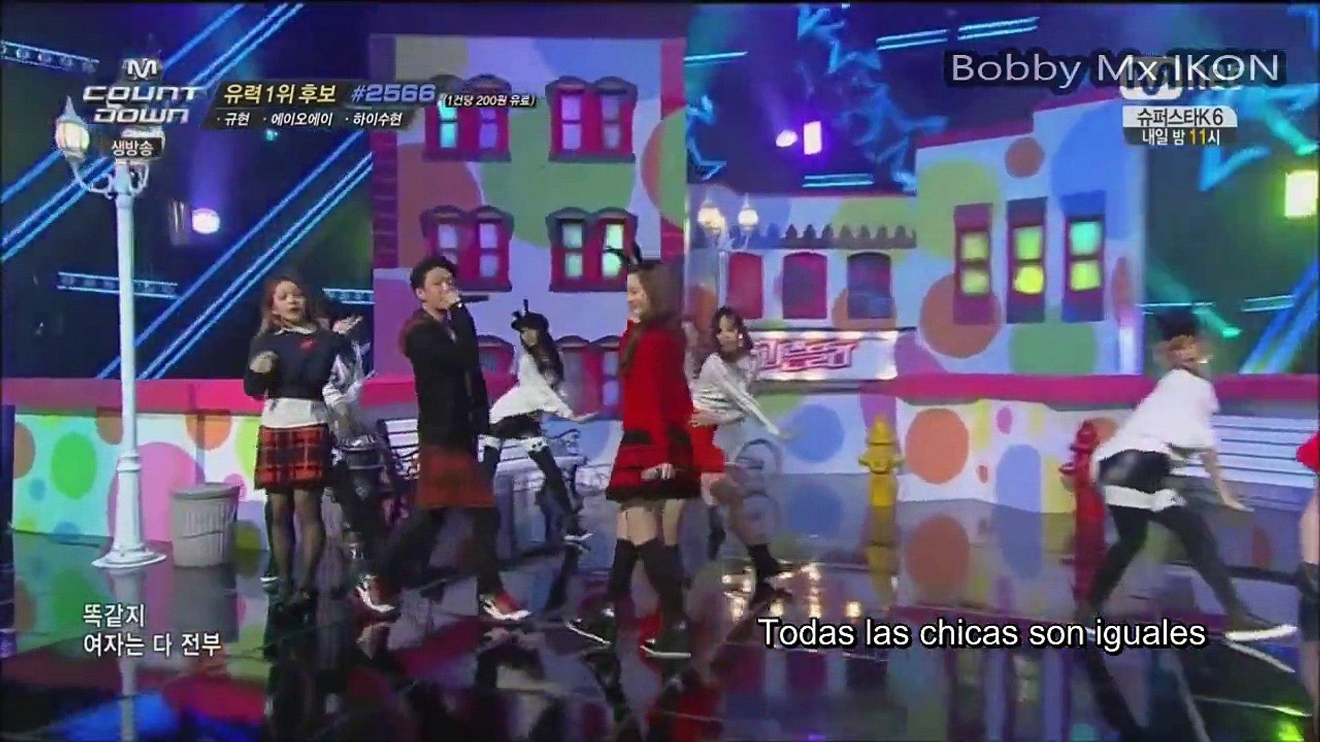 [Bobby CUT-Rap Ver.2] I´m Different Hi Suhyun ft Bobby - Sub Español