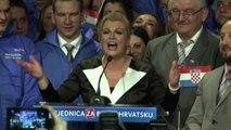 Croazia, eletta presidente Kolinda Grabar Kitarovic