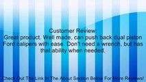 LTI Tools 770 Dual Piston Brake Press Review