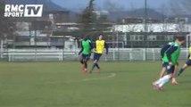 Football / Nassim Akrour, doyen de la Coupe de France - 20/01