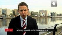 """Grecia: Lagarde a Euronews, """"ricorderemo a nuovo governo gli impegni presi"""""""