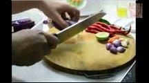 Indonesian Food - How To Make Terong Balado (Balado Eggplant)