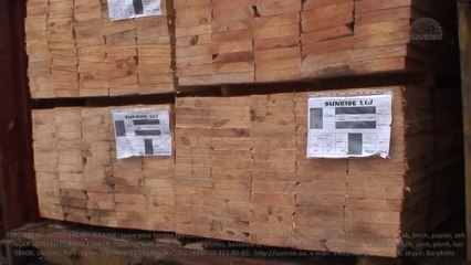 Exports sawn pine timber (antiseptic) Ukraine to: Turkey, Lebanon, Israel, Egypt, Saudi Arabia, Pakistan, UAE, Kuwait, Qatar, Oman, India, China.