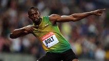 Adorable Babies Recreate Usain Bolt's Lightening Bolt Pose