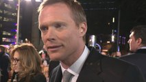 Paul Bettany Is Chatting Up Johnny Depp At 'Mortdecai' UK Premiere