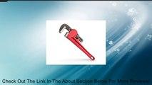 TEKTON 2365 Pipe Wrench Set, 4-Piece Review