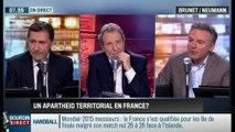 Brunet & Neumann : Manuel Valls a-t-il raison d'évoquer un apartheid territorial en France? - 21/01