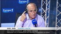 La confiance accordée à François Hollande et l'apartheid décrit par Manuel Valls... Voici le zapping matin !