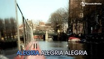 Alegria Alegria - Villancicos - KARAOKE HQ