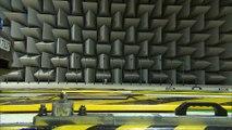 BMW i3 Sound Design - BMW test track Aschheim