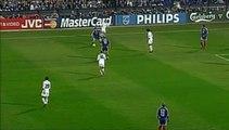 Finale Euro 2000 but en or Trezeguet (France - Italie)
