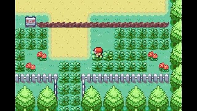 gavigatire joue à Pokémon Rouge Feu (21/01/2015 15:42)