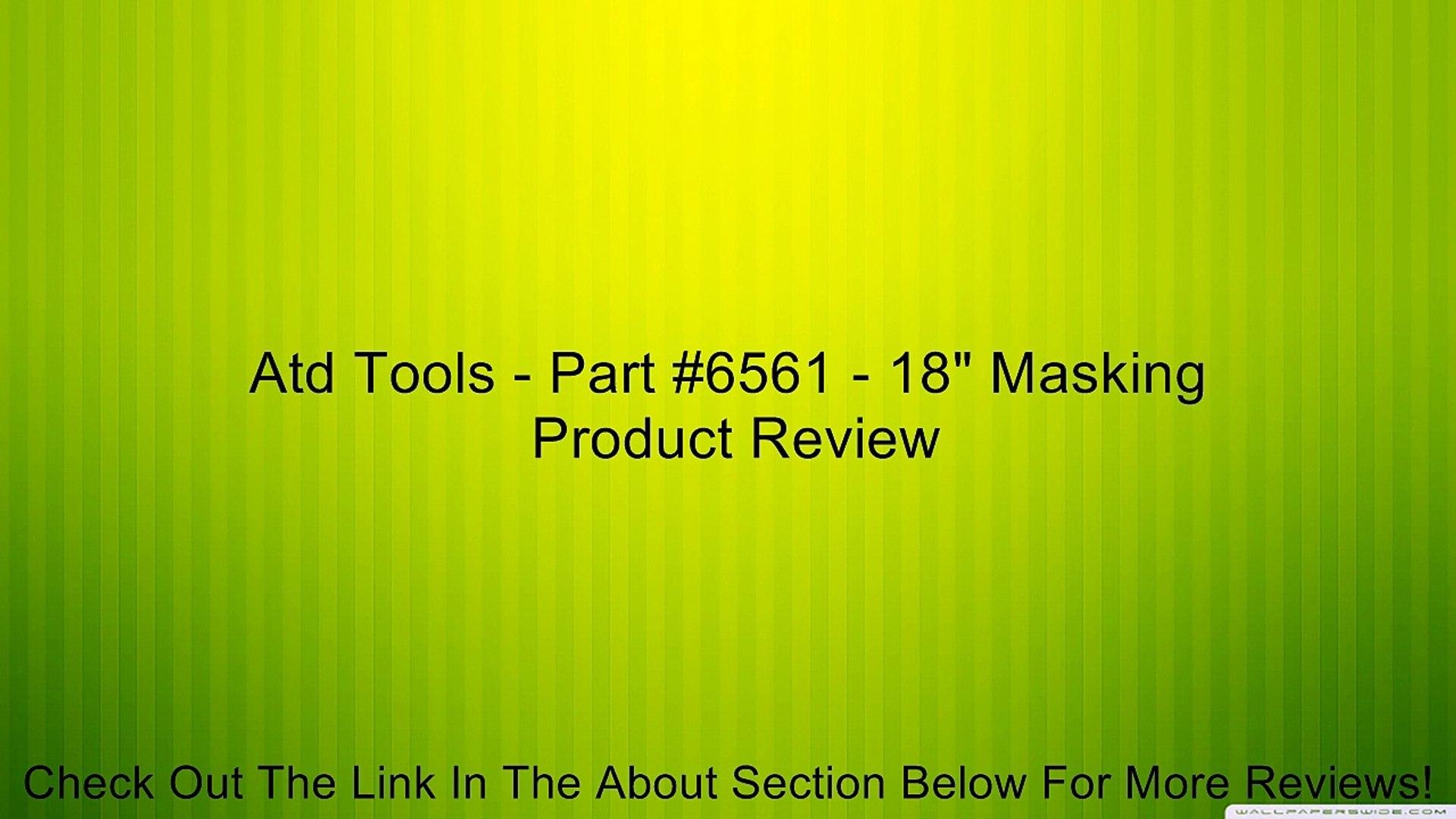 ATD Tools 6561 18 Masking Machine