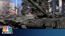 Russia Weighs Heavily at Davos | Davos 2015 | CNBC International