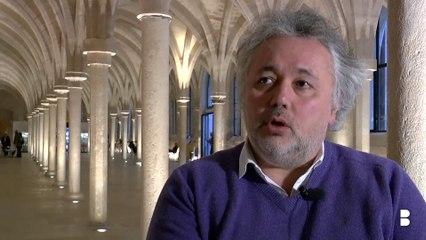 Jacques-François Marchandise, directeur de la recherche et de la prospective de la FING, co-directeur de la Chaire des Bernardins