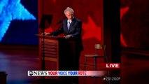 L'étrange speech de Clint Eastwood à la Convention Nationale Républicaine en 2012 (complet)