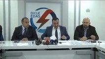 Diyarbakır'da Diski'ye Ait Tesislerin Elektriğinin Kesilmesi - Dedaş Genel Müdürü Karagüzel