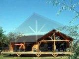 Maison Bois dans les Pyrénées, près de Pau (64) - Une construction PYRENEES BOIS