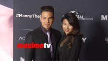 Apolo Ohno | MANNY Los Angeles Premiere Screening | Red Carpet