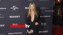 Taylor Ann Hasselhoff | MANNY Los Angeles Premiere Screening | Red Carpet