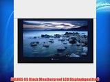 aqualite weatherproof displays AQLH-65 - AQLH-65 - 65 Black Weatherproof LCD Display 1920 x