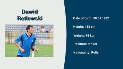 Dawid Retlewski, Video no 1, seasons 2011/12, 2012/13, 2013/14 and 2014/15, Striker