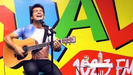 Fale um pouco de você - Daniel (Ao vivo na Litoral FM)